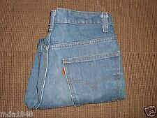 MEN'S LEVI'S JEANS SIZE 33 x 32 100% COTTON ORIGINAL LEVI'S 1960 ORANGE TAB FIT
