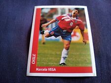 Figurina Ds Sticker France 98 n°86 MARCELO VEGA CHILE CILE World Cup