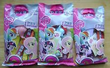 NEW 2016 EUROPEAN PEZ 3 BAGS MY LITTLE PONY SET FLUTTERSHY