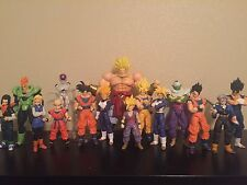 S.H. Figuarts Dragonball Z, Lot Of 15, Goku, Vageta, Brolly, Trunks
