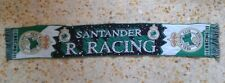 BUFANDA SCARF REAL RACING CLUB SANTANDER HINCHAS ULTRAS SUPPORTERS DIFICIL