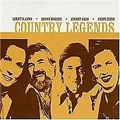 Various Artists - Country Legends [N2K] (2001)  NEW STILL SEALED