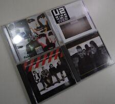 U2 Album Bundle: Large Collection/Joblot 4 Albums - Post Punk Rock