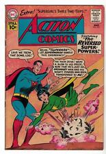 DC Action Comics SUPERMAN FN  274 6.0  SILVER AGE 1961