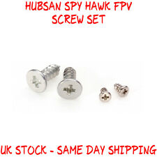 Hubsan Spy Hawk FPV Screw Set - H301F-18 - UK Stock