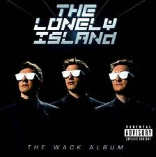 The  Wack Album [PA] by The Lonely Island (CD, Jun-2013, 2 Discs, Island...