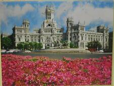 2006 Big Ben ~ Plaza de Cibeles Spain ~ 1000 Piece Jigsaw Puzzle ~ New Sealed