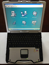 Programming  Laptop with 2008 TIS2000 GM Saab Isuzu J2534 Pass Thru Tech 2 MDI