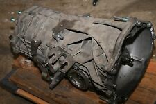 Porsche 986 Boxster S 6 Speed 6sp Manual Transmission Gear Box G86.20 85k 00-02