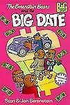 The Berenstain Bears and the Big Date (Big Chapter Books(TM))-ExLibrary