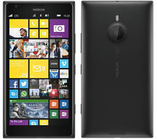 Nokia Lumia 1520 16GB Black Unlocked At&t Windows GSM 4GLTE Any GSM AS IS