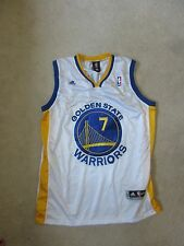 JEREMY LIN #7 GOLDEN STATE WARRIORS NBA FINALS GAME JERSEY SZ 3XL