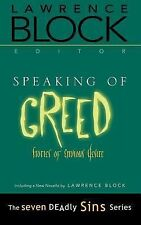 SIGNED Seven Deadly Sins Speaking of Greed Stories Envious Desire BLOCK '01 1st
