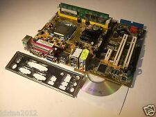 ASUS P5VD2-VM SE, REV: 2.01G, LGA 775, VIA Motherboard +Core 2 Duo 6420+1Gb+IO