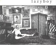 Lazyboy - Fill It - Allied Recordings 7 Inch Vinyl Record PUNK NEW