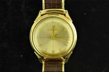 EXCELLENT ORIGINAL CONDITION MENS BULOVA 214 ACCUTRON FROM 1965 RUNNING