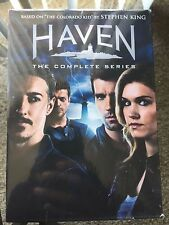 Haven: Complete TV Series Seasons 1 2 3 4 5 6 DVD Boxed Set NEW!