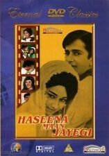 HASEENA MAAN JAYEGI  - SHASHI KAPOOR - BRAND NEW BOLLYWOOD DVD - FREE UK POST