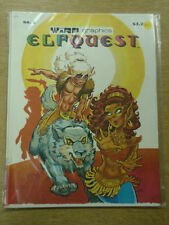 ELFQUEST #2 FN WARP GRAPHICS US MAGAZINE