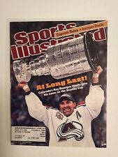 June 18 2001 Sports Illustrated  Ray Bourque  Avalanche Champs!