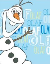 Disney Frozen ' Olaf' Panel Manta Polar Regalo Nuevo