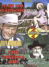 Apache Rose & The Arizona Kid - 2 Classic Westerns - Comedy - Roy Rogers