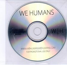 (DV290) We Humans, One In A Million - DJ CD