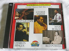 Immortal Concerts - The Giants of Jazz - CD
