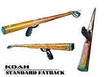 KOAH SPERAGUNS Standard Koah Fatback (52 In) Spearfishing Scuba Diving Freedive