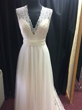 Size UK10 Willowby By Watters Gilda Multiway Bridal Gown Boho