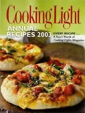 Cooking Light Annual Recipes 2003