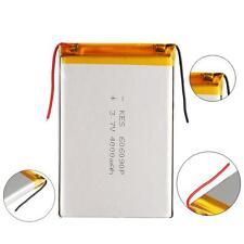 3.7V 4000mAh LiPo Polymer li ion Battery cell For Power Bank case Mobile Power