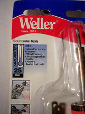 WELLER 25 WATT 2 WIRE SOLDER IRON WITH POINTED TIP