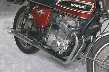 MAC Exhaust Kawasaki KZ1000 Chrome Turn Out Mufflers