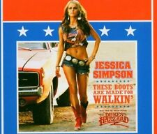 Jessica Simpson These boots are made for walkin' (2005) [Maxi-CD]