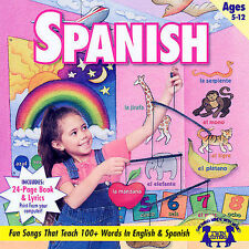 Spanish Music CD 2000 by Twin Sisters