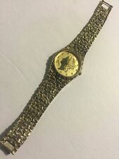 Liberty Coin Dufonte  Watch  Vintage Rare