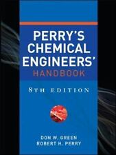 2DAY SHIPPING | Perry's Chemical Engineers' Handbook, Eighth Edition, HARDCOVER