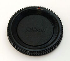 Camera Body Cap Cover for Nikon D3000 D3100 D3200 D5000 D5100 D80 D90 D300