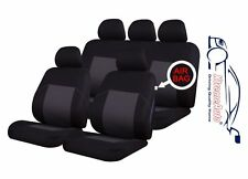 9 PCE Traditional Ealing Design Full Set of CAR Seat Covers Opel Astra Vectra