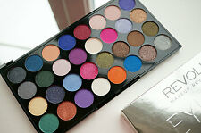 MAKEUP REVOLUTION Ultra 32 Shade Eyeshadow Palette EYES LIKE ANGELS 32 PIECE