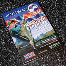 SPRO Norway Expedition DVD Norwegenangeln mit Andreas Veltrup Gamakatsu NEW OVP
