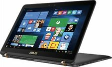 "NEW Asus 4K Q534UX-BBI7T 15.6"" Touch Laptop i7-6500U 2.6GHz 24GB 2TB + 512GB SSD"