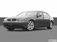BMW: 7-Series Base Sedan 4-Door