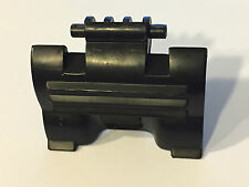 Original Vintage 1980's MOTU Spydor Black REPLACEMENT Battery Cover