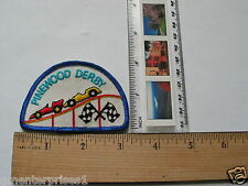 Pinewood Derby Patch (#913)