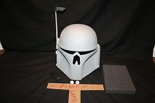Fan Made Star Wars Mando Style Bounty Hunter Mandalorian Executioner Helmet Prop
