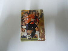 Carte France  Foot 2009 - N°047 - Lorient - Kevin Gameiro
