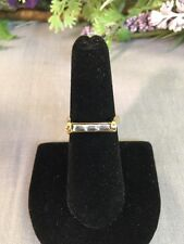 Lovely Vintage AVON SIGNED Cocktail Ring-- Estate Jewelry Lot