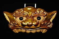 Maetate for Kabuto (Helmet) Samurai Armor Yoroi Edo era Rare from Japan #866